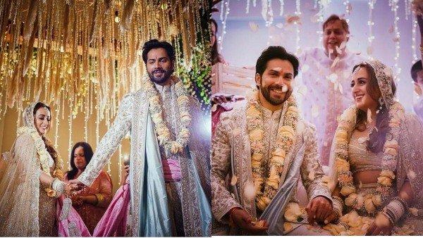 Natasha Dalal parades her enormous ring; with his wedding mehendi, Varun Dhawan wins hearts: Varun Ki Shaadi