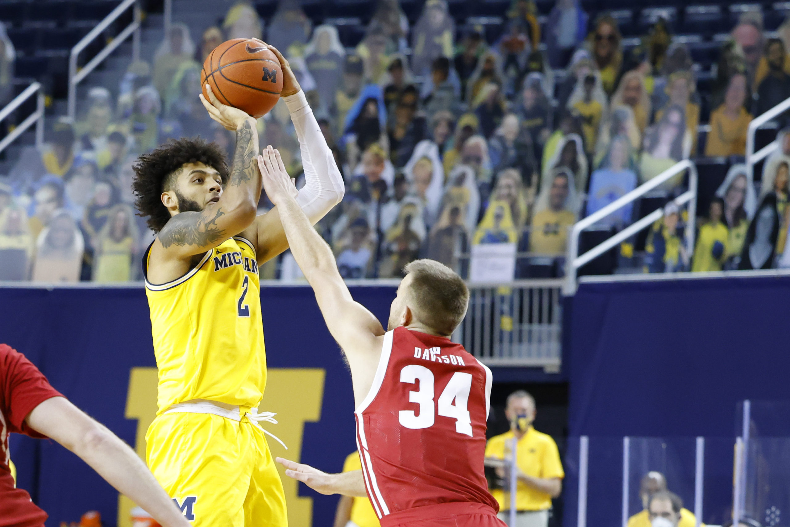 At Wisconsin, Grading Wolverines succeed: Michigan Basketball