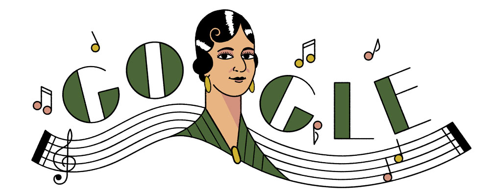 Celebrating María Grever with doodle