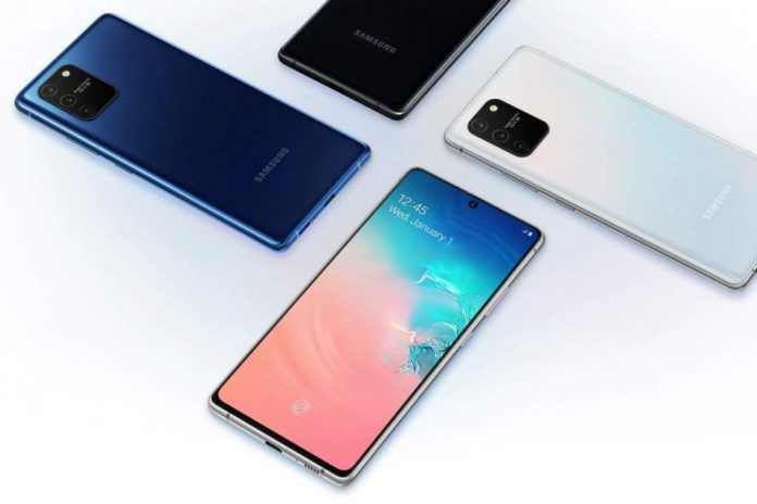 For opened Galaxy S10 in the USA, Android 11 One UI 3.0 update turns out