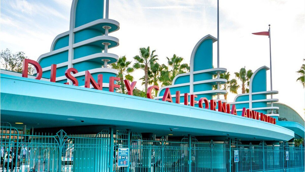 In March, Disneyland's California adventure restarts as a large food court